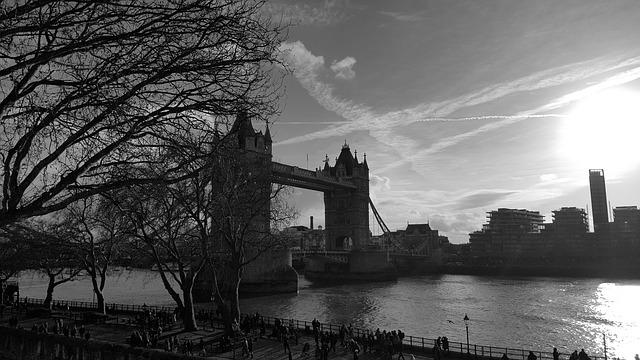 London, London Bridge, London River, Thames River