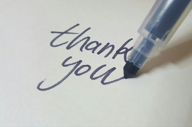Calligraphy, Pen, Thanks, Thank, You, Sign, Symbol