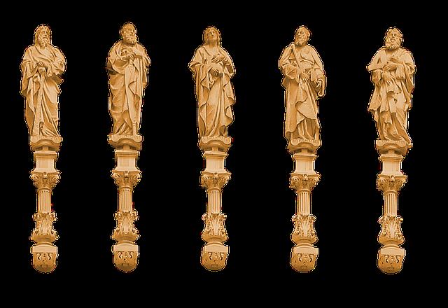 Montserrat Monastery, The Apostles, Christ, Religion