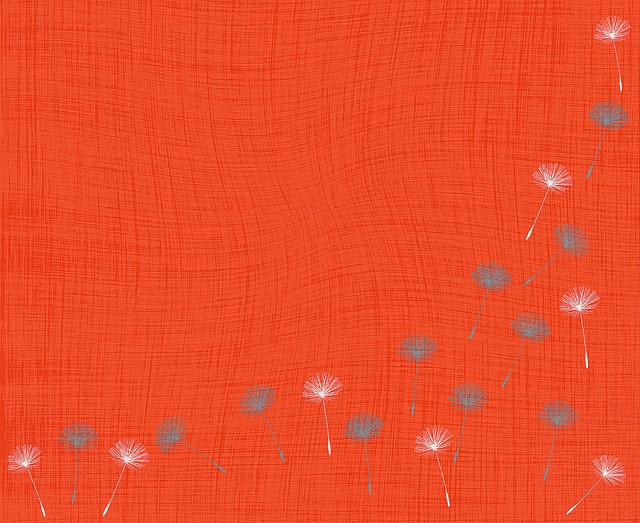 The Background, Dandelions, Schematic Diagram
