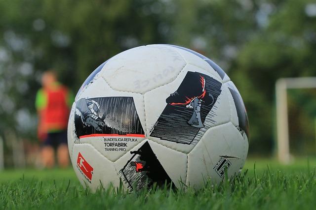Football, The Ball, Sport, Lawn, Play, Sports, Match