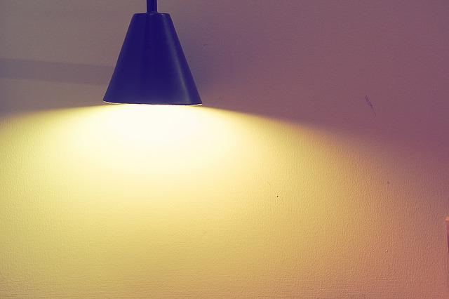Lamp, Lighting, The Brightness, Fall Home Property