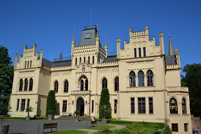 Evenburg, The Castle Even Castle Empty