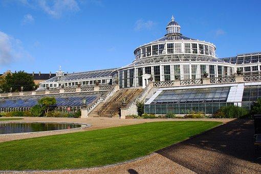 The Copenhagen University Gardens, Garden, Danish