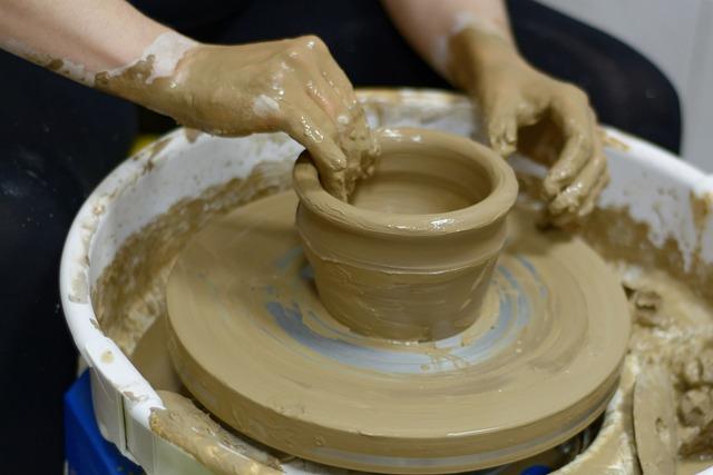 Ceramics, Clay, The Dish, Pot, Pottery, Ceramic
