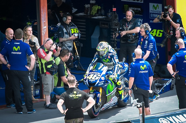 Valentino Rossi, Pit Action, The Doctor, Valentino