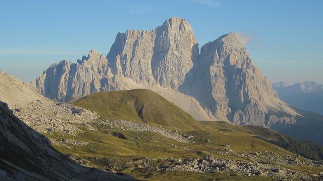 The Dolomites, Top, Pelmo