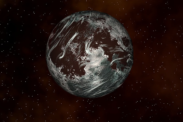 Planet, The Earth, Universe, Sphere, Star