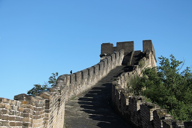 The Great Wall, The Great Wall At Mutianyu, China