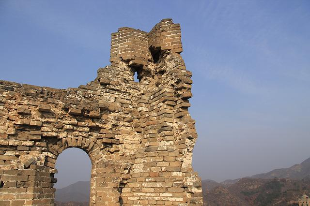 The Great Wall, The Great Wall Of China