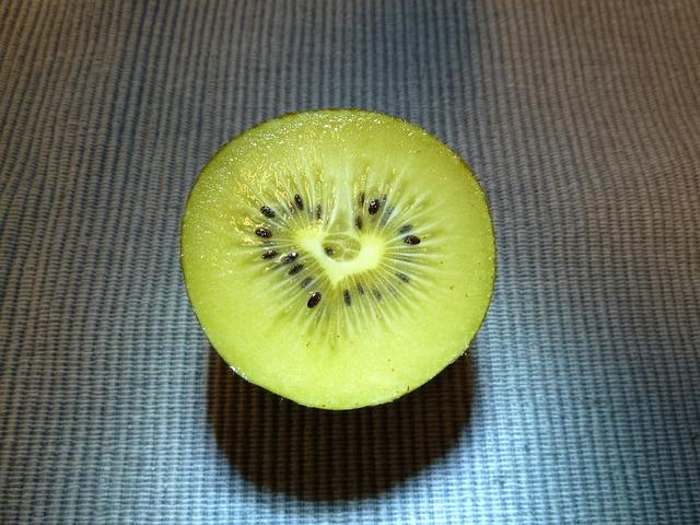 Kiwi, The Heart Of, Fruit