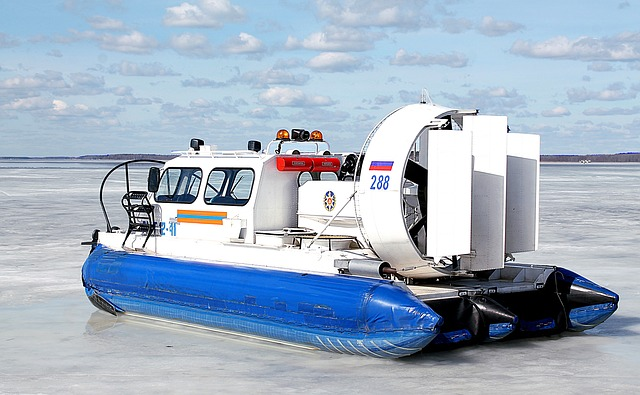 The Hovercraft, Avp, Hardware-airbag, Flying Boat
