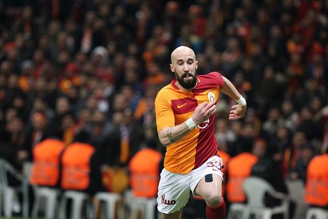 The Iasmin Latovlevic, Galatasaray, Turk Telekom