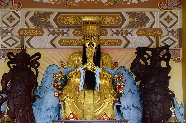 Idol, Can't 極 Tianyuan Palace, The Jade Emperor