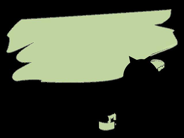 Renovation, Paint, The Labor, Banner, Cat