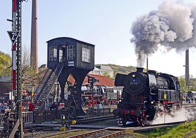Bochum-dahlhausen, The Largest Railway Museum