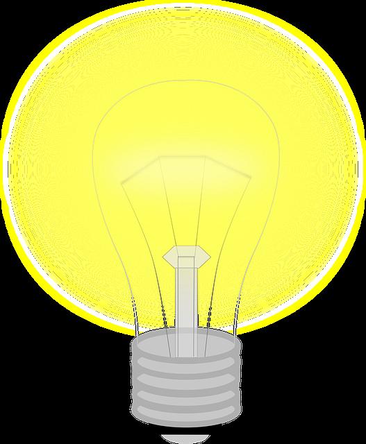 The Light Bulb, Light, Replacement Lamp, Lighting