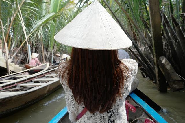 Vietnam, The Mekong, The Mekong River, Travel