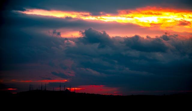 Sky, Cami, The Minarets, Light, White, Cloud