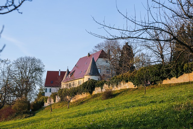 The Monastery Of Adelberg, Monastery, Göppingen