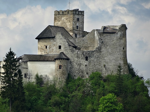 Niedzica, Poland, Castle, History, The Museum