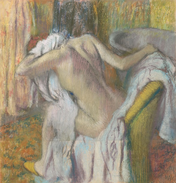 Art, Oil Painting, The National Gallery, Edgar Degas