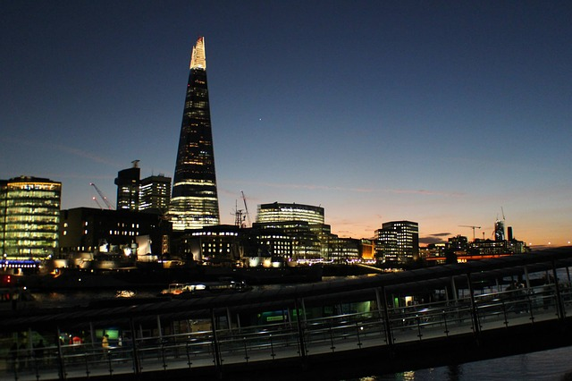 London, Business Centre, The Needle