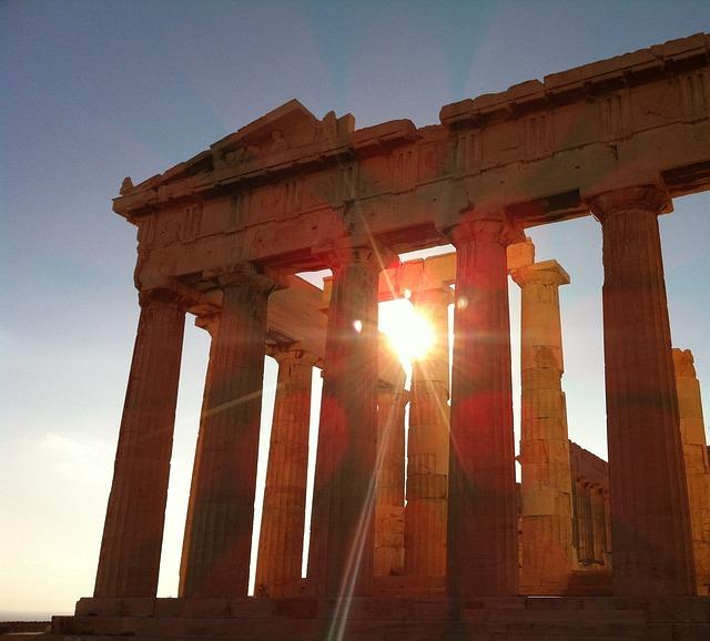 Athens, The Parthenon, Greek, Greece