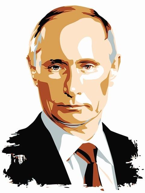 Putin, The President Of Russia, Russia, Government