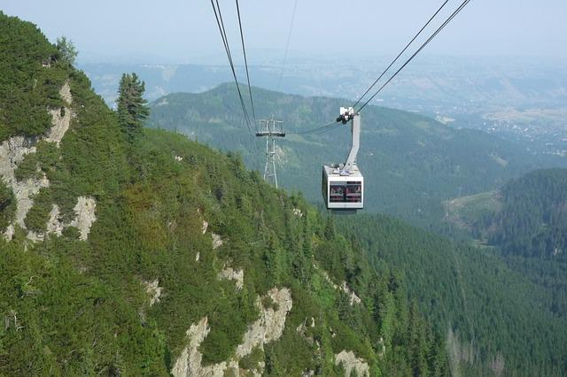 Rollercoaster, Poland, Tatry, Mountains, The Queue
