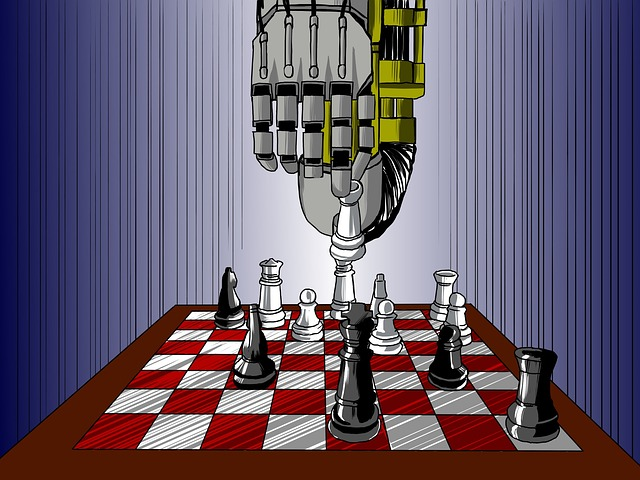 Artificial Intelligence, Chess, The Robot Arm