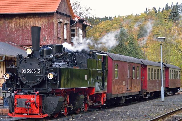 Germany, Resin, The Selketal Railway
