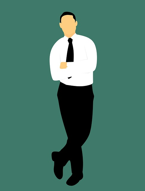 Male, Illustration, Business, The Silhouette