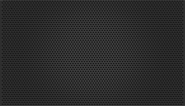 The Speaker Grill, Texture, The Background, Music, Grid