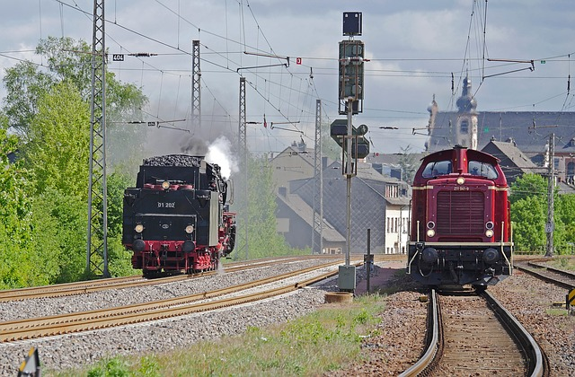 Change Of Locomotives, The Steam Spectacle In 2018