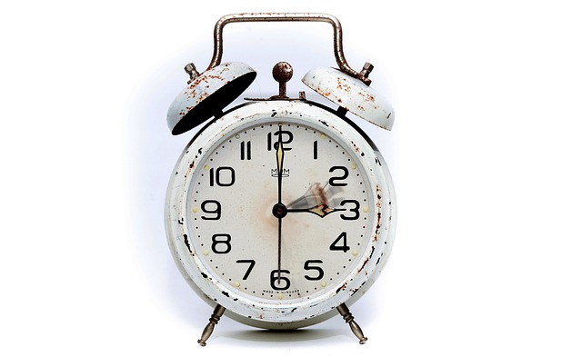 Alarm Clock, The Summer Time Changeover