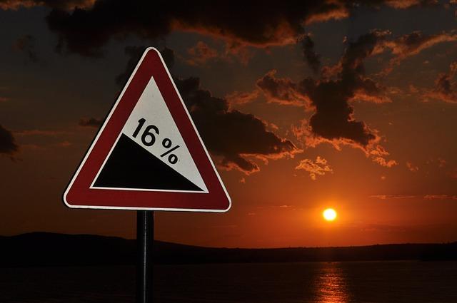 Sunset, Sea, The Sun, Clouds, The Decrease In, Percent