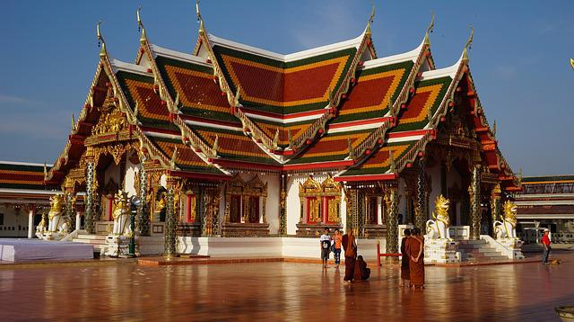 Wat Phra That Choeng Chum, The Temple, Measure