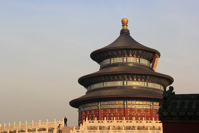 Beijing, The Temple Of Heaven, Spectacular, China
