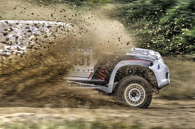 Sport, Car, Auto, Rally, Moto, Speed, The Vehicle