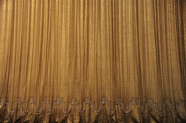Curtain, Scene, Theater