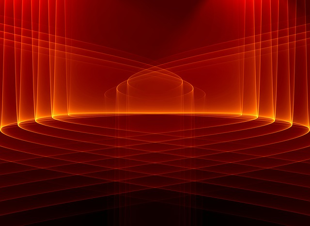 Background, Platform, Lighting, Theater, Spot, Abstract