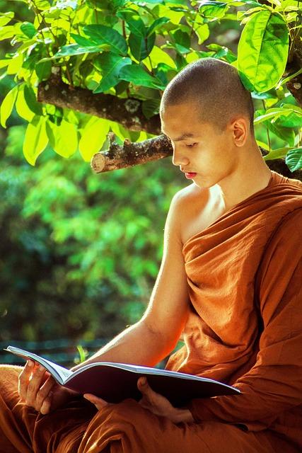 Theravada Monk, Buddhist, Religion, Theravada, Buddhism