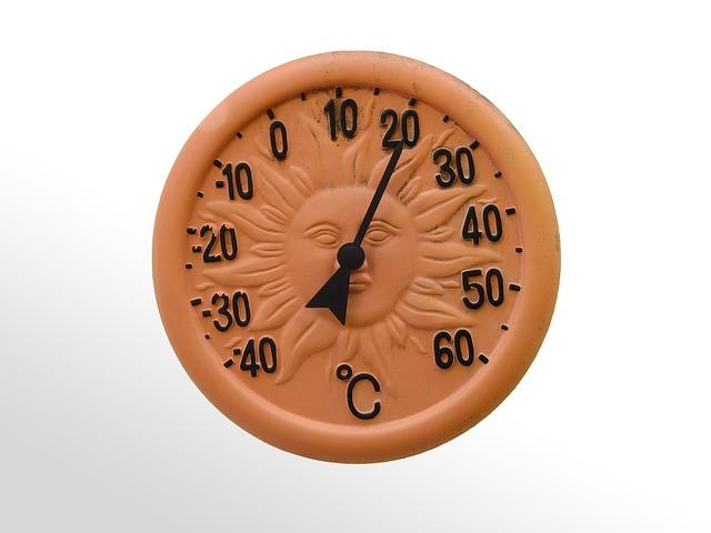 Thermometer, Barometer, Clock, Sound, Tonkunst, Degree
