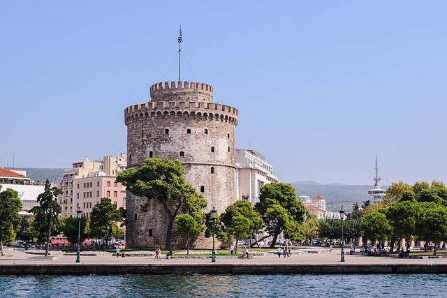 Greece, Thessaloniki, Saloniki, Greek, Travel, Vacation