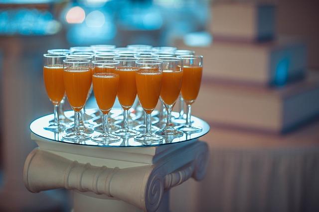Glasses, Juice, Drink, Glass, Vitamins, Thirst