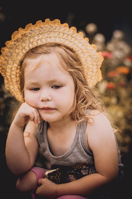 Girl, Beauty, Thoughts, Childhood, Russian, Photoshoot