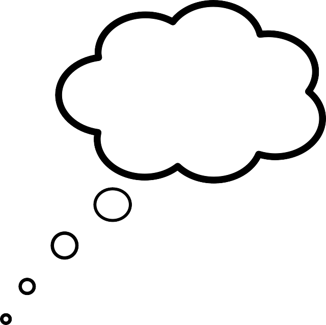 Cloud, Thinking, Clouds, Thought, Dream, Thoughts