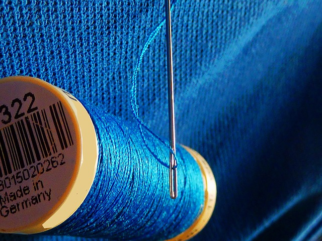 Yarn, Bobbin, Thread, Needle, Sewing Thread, Sew