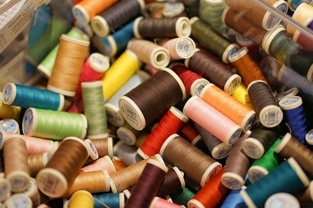 Thread, Yarn, Color, Sew, Variation, Coil, Handmade